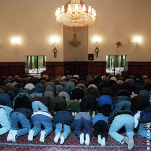 It is estimated that there are between 2.5 million and 7 million Muslims in the United States. The exact number is difficult to determine because the U.S. government does not request religious information on census forms. Muslims in the United States are estimated to come from more than 80 countries.