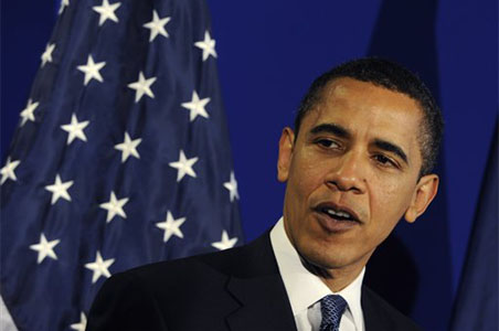 Our Obama is Peace Messanger of the World. We support you Obama you gave hope for Peace in Middle East and Nations of the World.  Congratulations.
